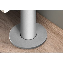 Rosetas de acero inoxidable Quick Step