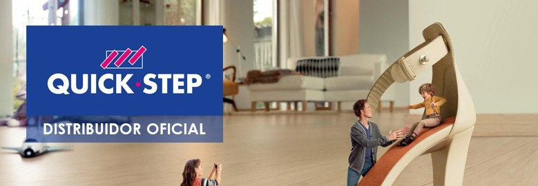 Distribuidor oficial Quick Step